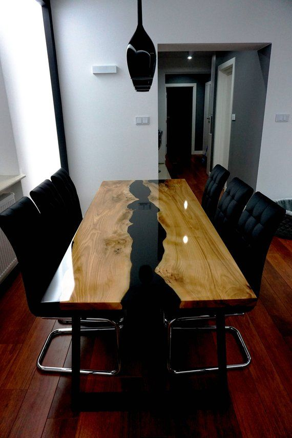 Black River Table Made To Order Dining Table Design Unique