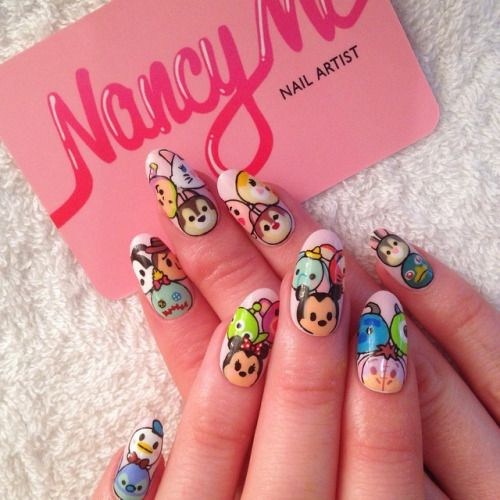 26 Impossible Japanese Nail Art Designs: ♧N A I L S♧