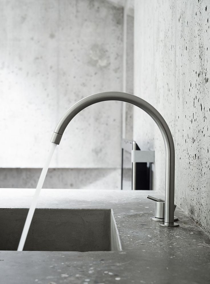 Taps and accessories in timeless Scandinavian design  vola.com