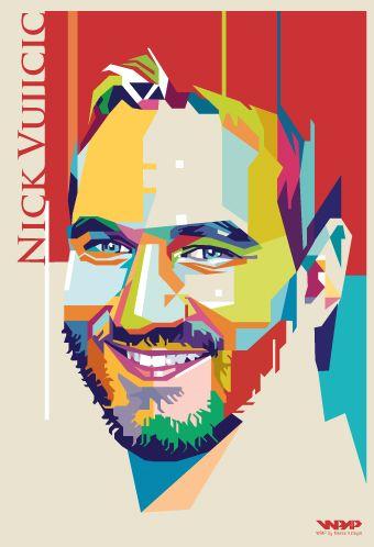 Nick Vujicic Clip Art