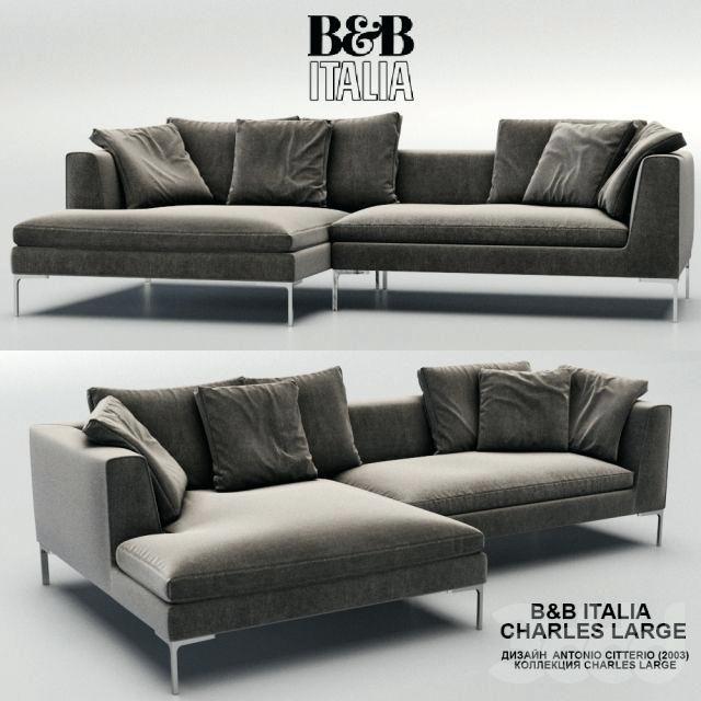 25 Neue B&b Italia Charles Sofa Knock Off #Sofa