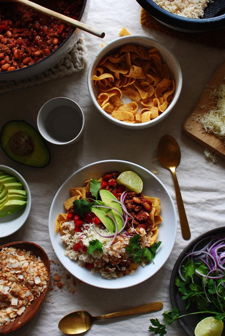 Mexican Fiesta Bowls | from Bev Cooks