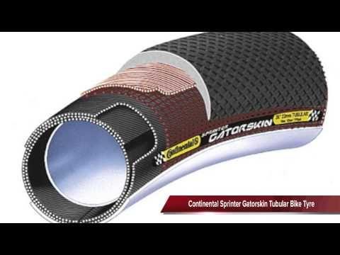Continental Tubular Tyres