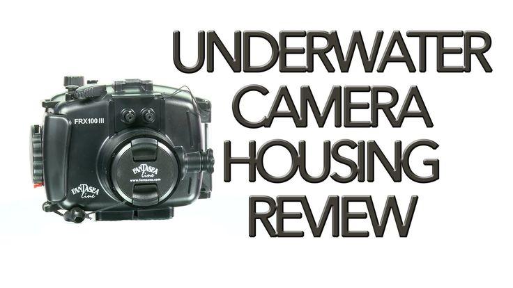 Canon, Nikon, Sony, Best Underwater Camera Housing, SCUBA, Snorkel, Vide...
