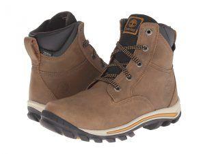 Timberland Kids Chillberg Mid Waterproof Insulated (Big Kid) (Lite Brown) Kids Shoes