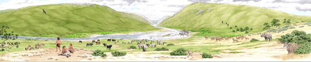 Marcos Oliveira - The Neanderthals Pleistocene World, 2015
