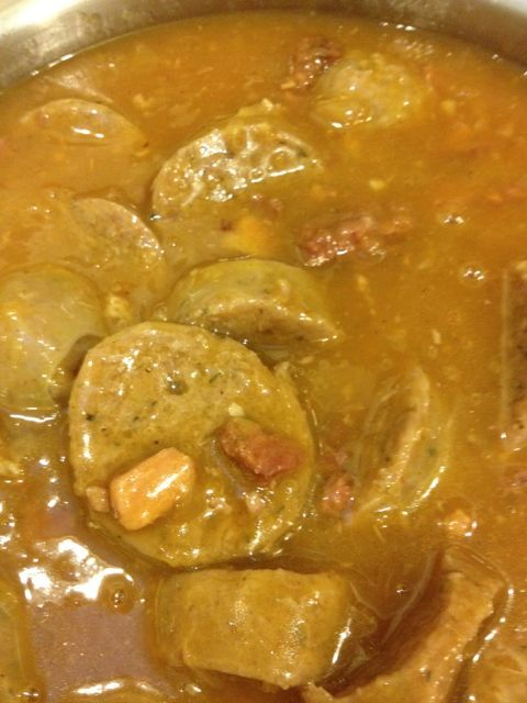 Sausages in brown onion gravy - Tick of Yum - Thermomix info & support
