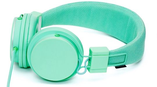 Urbanears Plattan Headphone Pool Mint Green Pinterest