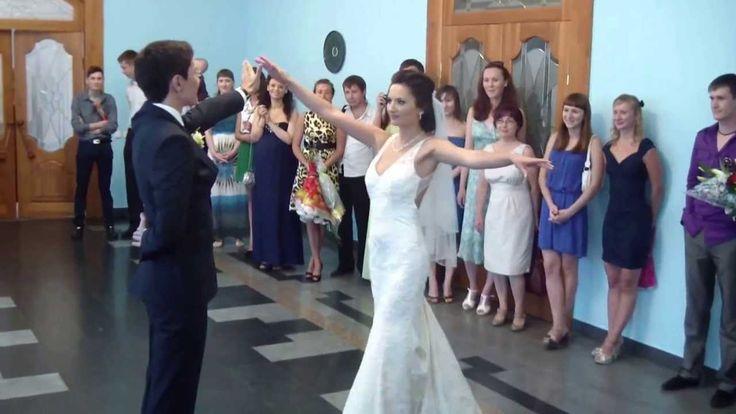 Kizomba Wedding Dance - Свадебная Кизомба (13.07.2013) Alina & Stas (The...