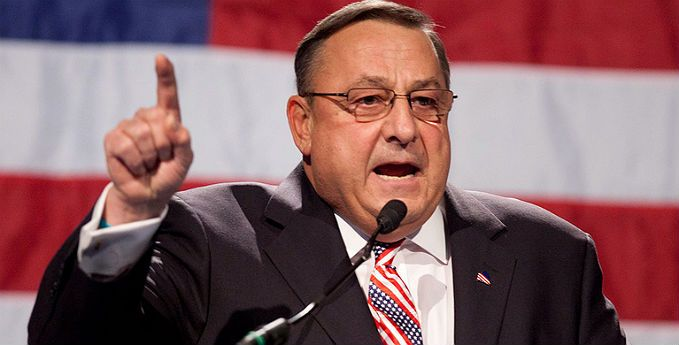 Maine Governor LePage Slashes State Aid For Cities That Give Welfare to Illegal Aliens  http://toprightnews.com/?p=7210  IMO: Good for him!