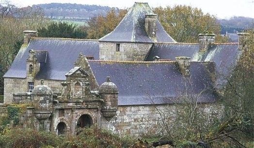 Manoir de Guernachanay, Plouaret