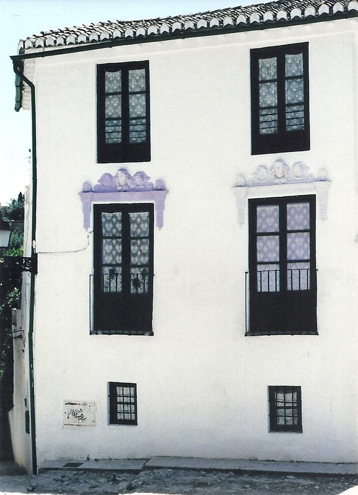 Inútil Paisagem: Janelas do Mundo: Granada