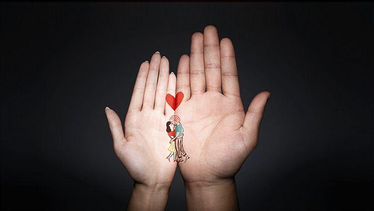 Tiffany &Co.    Hand meets  Hand