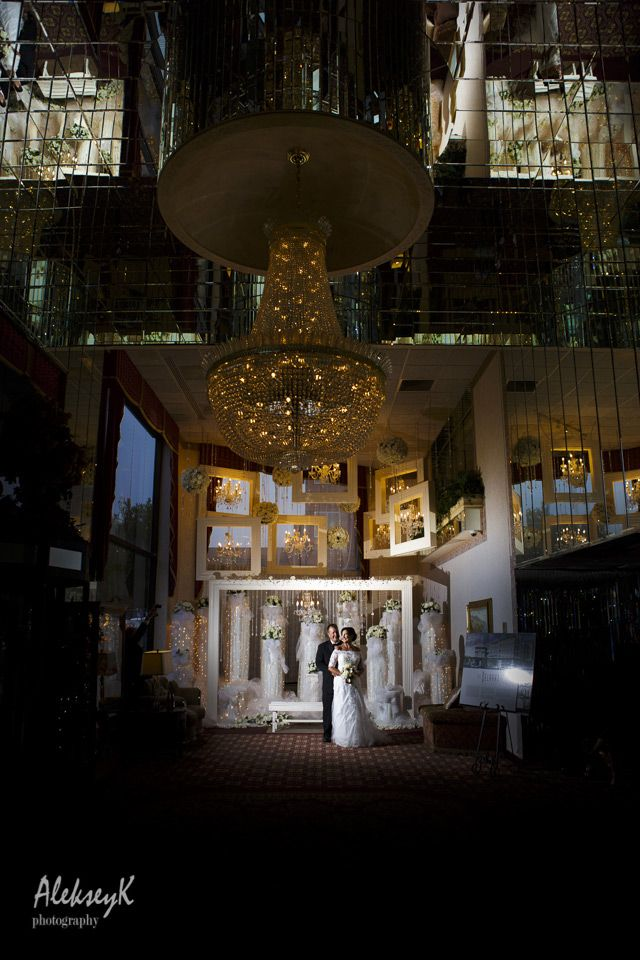 Creative Indoor Bride And Groom Portrait Photography Salvatores Italian Gardens Buffalo Wedding Photographer