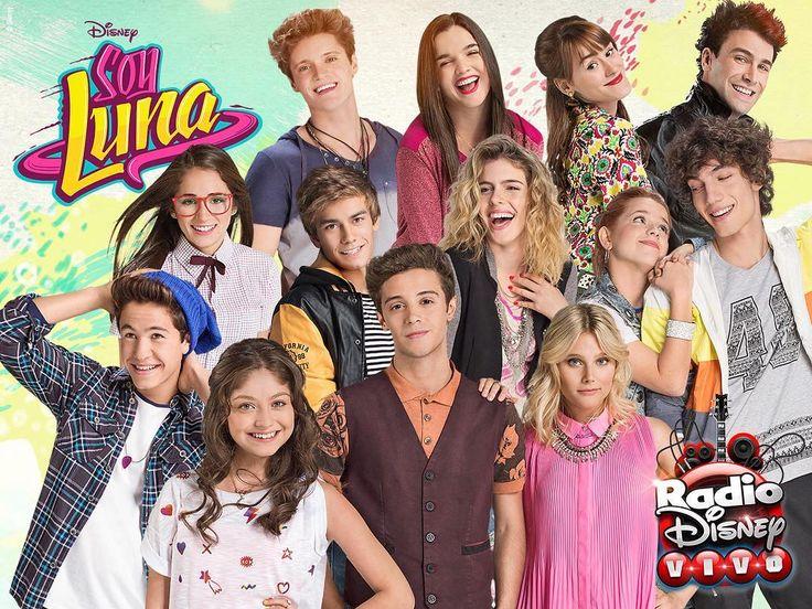 """33.3 k mentions J'aime, 281 commentaires - Ana Jara (@anajaramartinezok) sur Instagram: """"#ÚltimoMomento: ¡¡Llega #SoyLuna a #RadioDisneyVivo Argentina!! El 13 de mayo, en el Luna Park !!…"""""""