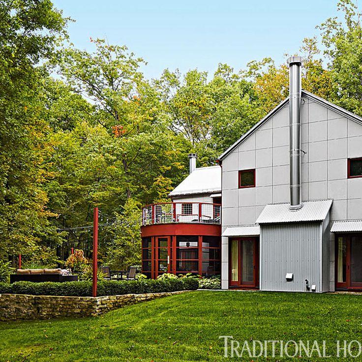 Rural Retreat with Modern Flair