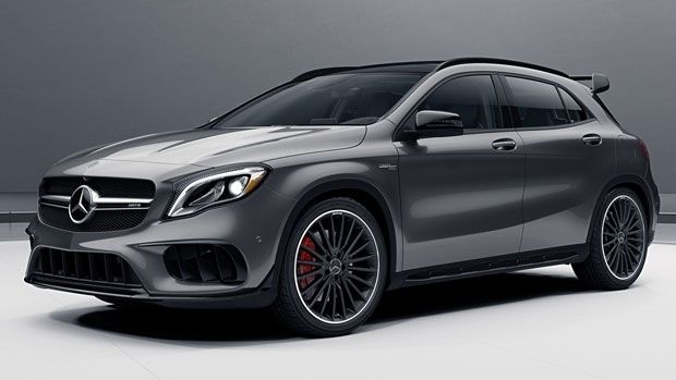 2018 Mercedes Benz Amg Gla 45 With Images Suv Amg Mercedes