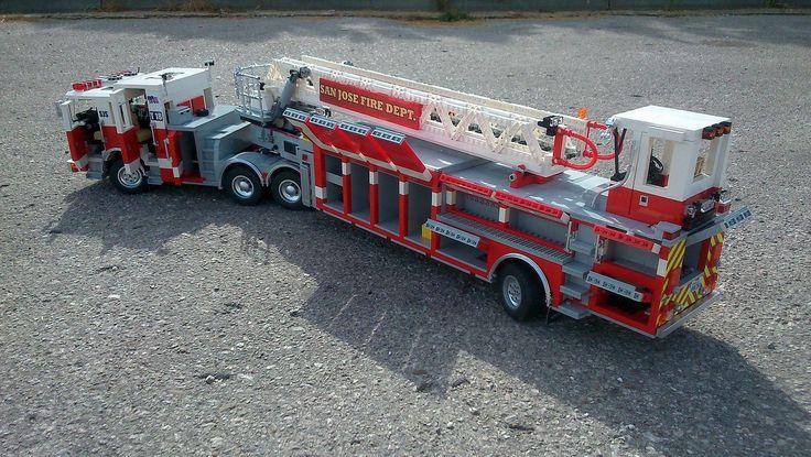 Lego Fire Truck. | by paliason