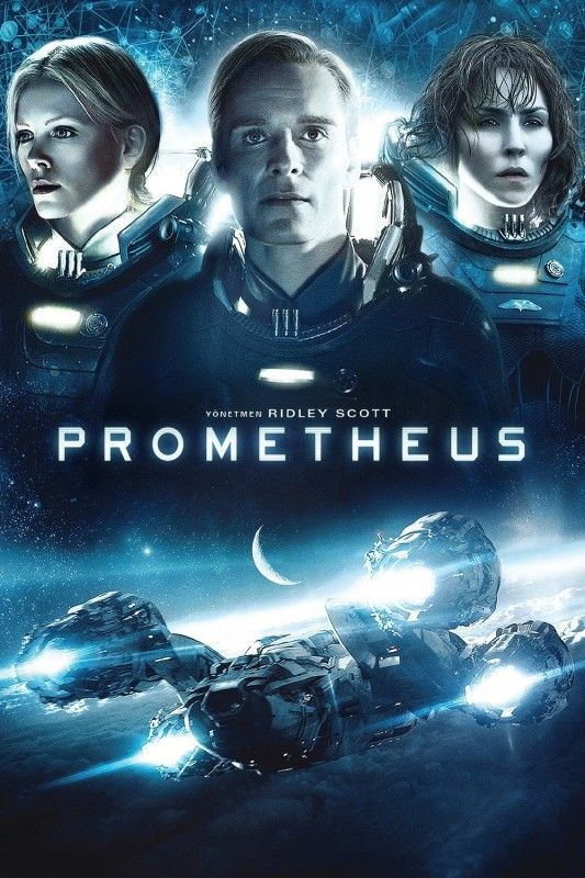 "Prometheus--""Every king has his day and then he dies...it's inevitable."""