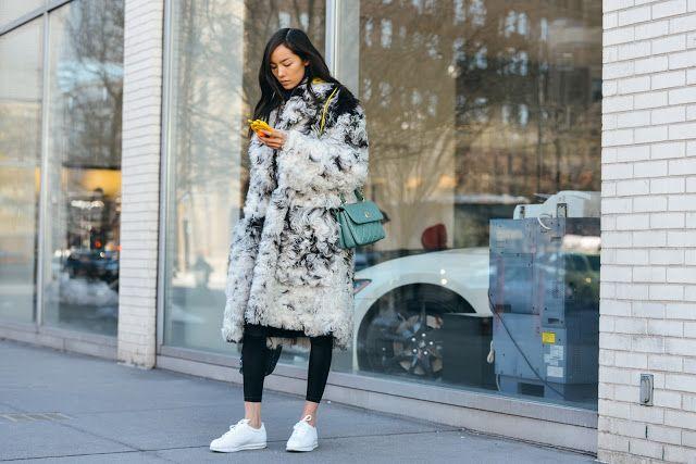 Street style- sneakers