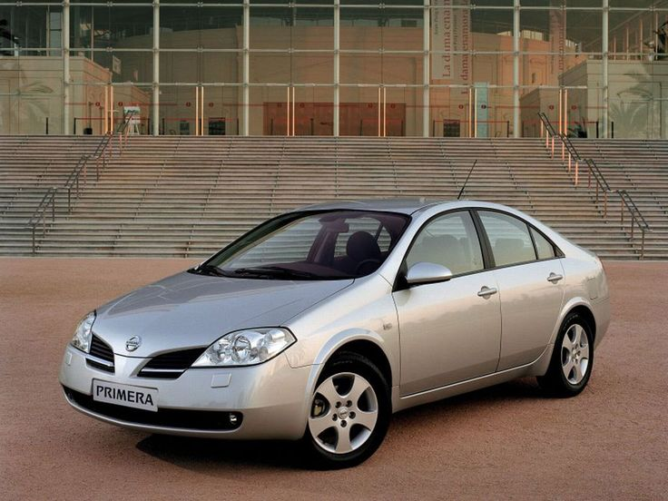 Nissan Primera loved this car especially the rear view camera when parking. Very comfortable but had to exchange as at the time running costs were too high from the 1.8 petrol engine .
