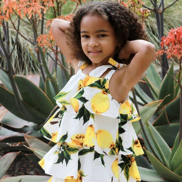 "1,097 Likes, 6 Comments - BCK (@officialbck) on Instagram: ""Shai Moss is her mom's little muse! Earlier today, @JoieChavis launched an online shop named after…"""