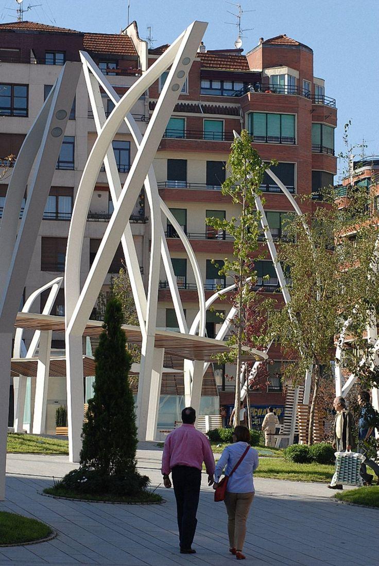 JAAM sociedad de arquitectura · INDAUTXU SQUARE · Divisare