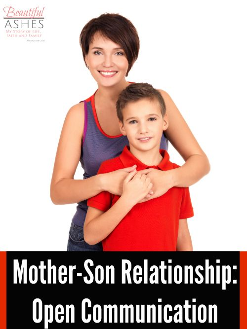 Mother-Son Relationship: Open Communication + Family Fun Friday Link Up - http://www.mistyleask.com/mother-son-relationship-open-communication/