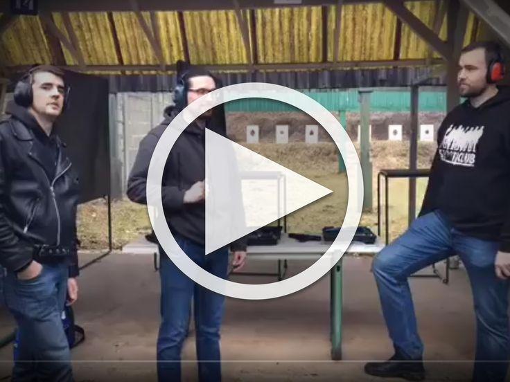 Facebook Livevideo auf dem Pistolenschießstand - shoot-club