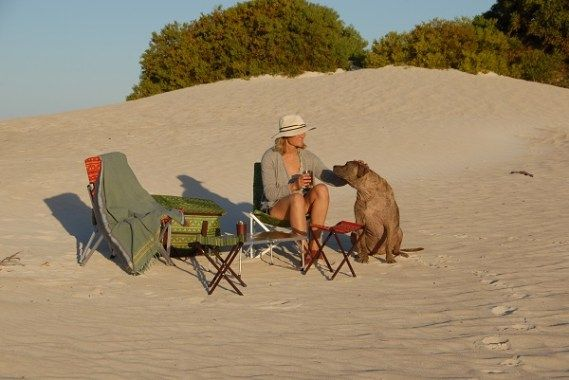 Dog friendly camping from Perth to Exmouth