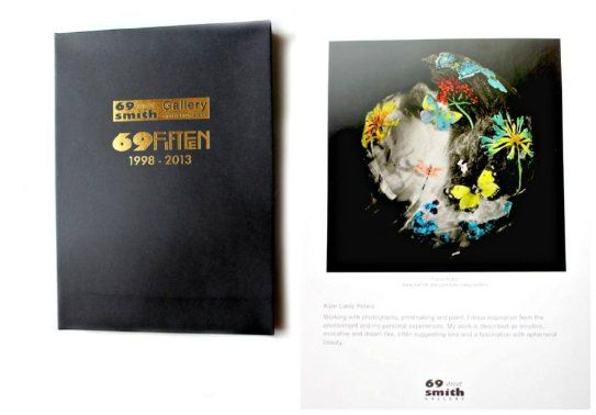 69FIFTEEN 1998 - 2013 Limited Edition publication