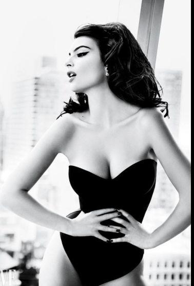 Model Emily Ratajkowski on getting her dream role in Gone Girl. Plus