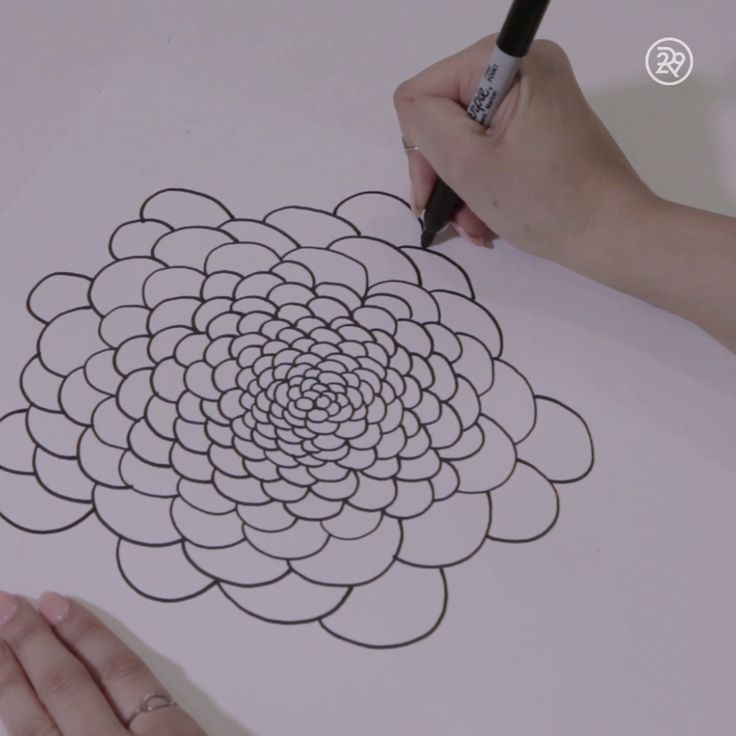 Become Mesmerized by These Abstract Circles