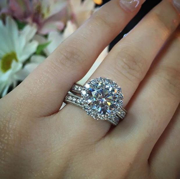 Best 25+ Most Popular Engagement Rings Ideas On Pinterest