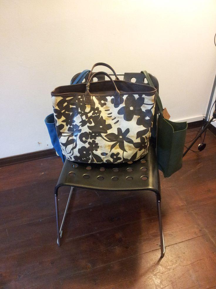 Cristina Bruniera & Paola fatto a mano BAG