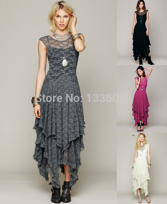 Find More Dresses Information about New European Womens Princess Style Sheer Lace splicing Layered Hollow Out irregular Evening Backless Long Dress B6 SV004225,High Quality dress up princess free,China dress rosette Suppliers, Cheap dress prints from Sweet_house on Aliexpress.com