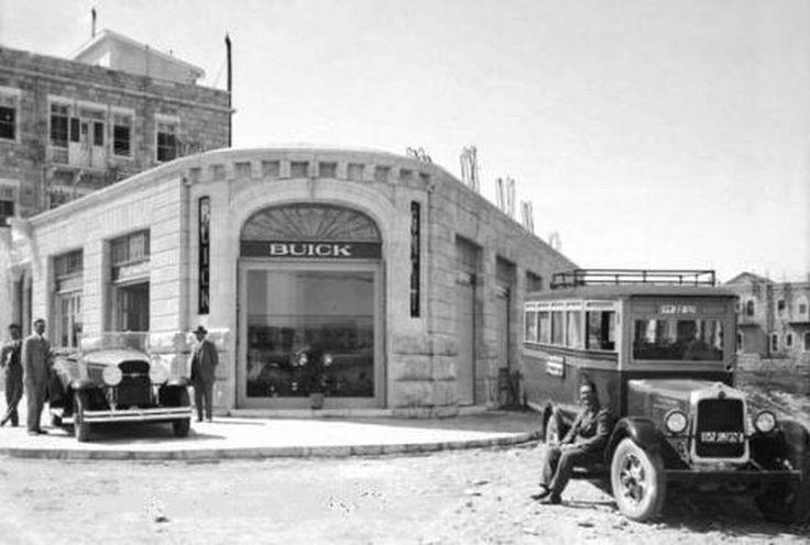 1929 Buick GMC Dealer
