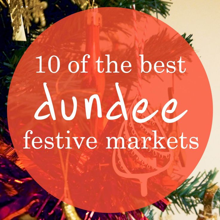 10 of the best Dundee markets, fairs and pop-ups to help you shop small this Christmas