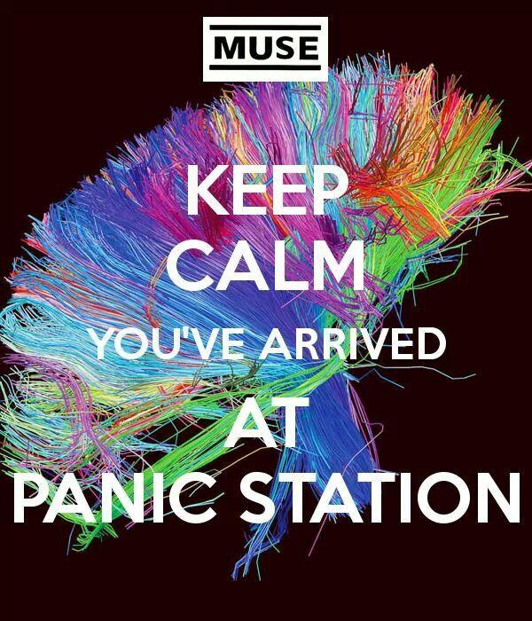 Keep calm Musers ;p