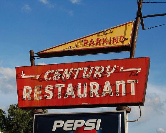 Century Restaurant Rantoul, Illinois