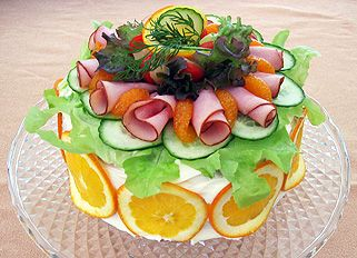 Sandwich Cakes - I cannot wait to make my very first sandwich cake!