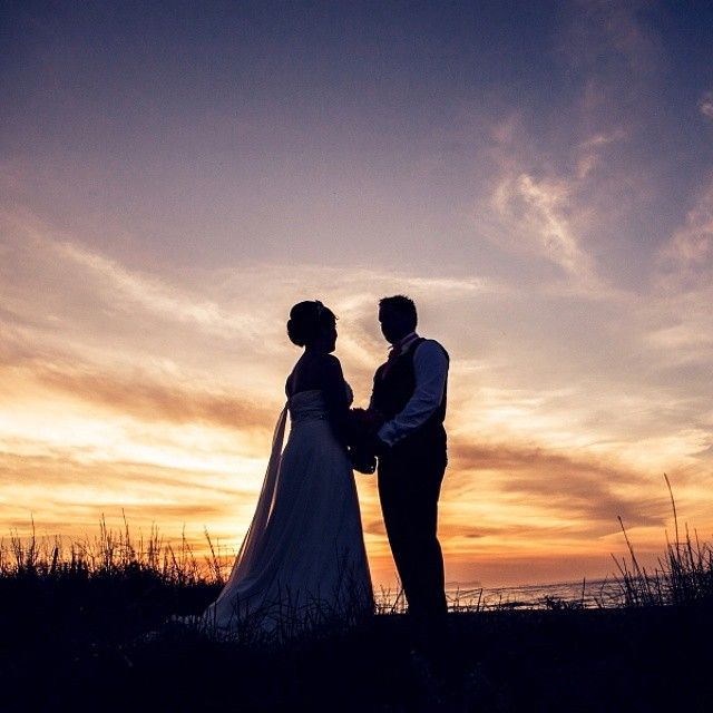 The #Cretan #Sunset is the only one that you need for your #romantic #wedding!  Photo credits: @overseas_wedding_insider