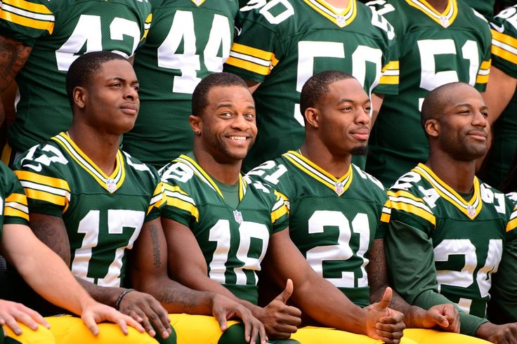 The Green Bay Packers took their 2014 team photos on Monday, October 20, at Lambeau Field. Photos by Tyler Gajewski and Ryan Hartwig, Packers.com.