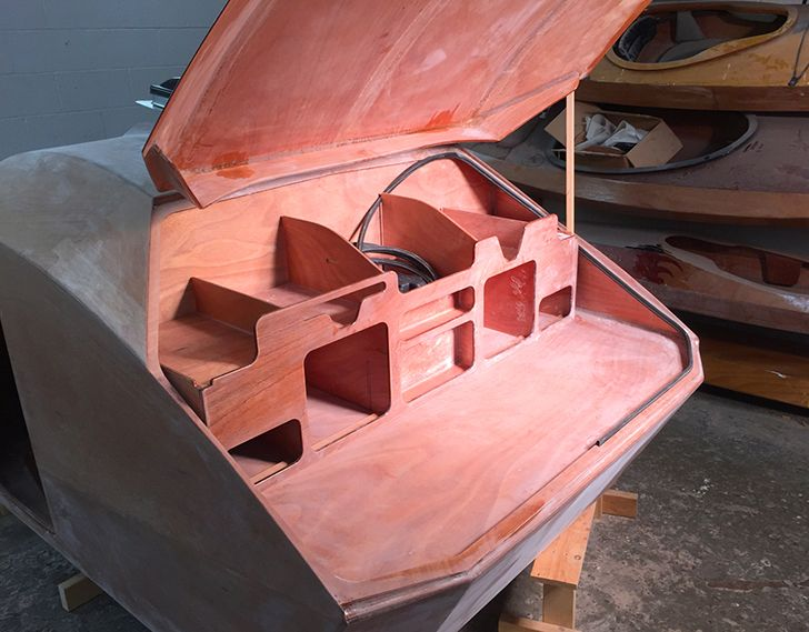 201 best remorks images on pinterest trailers campers and build an ultra lightweight teardrop trailer with this kit from a boat building company solutioingenieria Choice Image