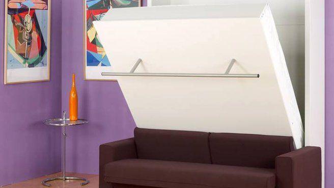 Les 64 meilleures images du tableau lits escamotables sur - Comment faire un lit escamotable ...