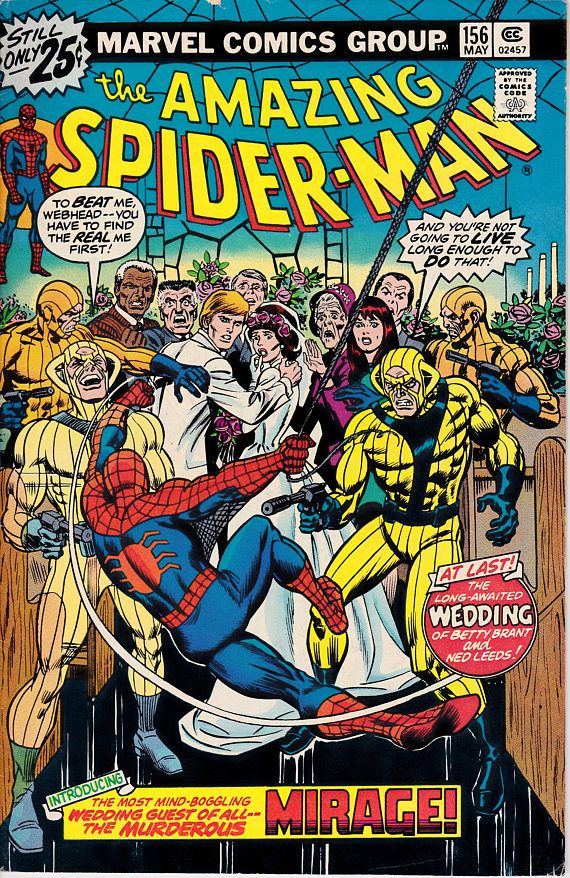 Amazing Spider-Man 156 1963 1st Series May 1976  Marvel