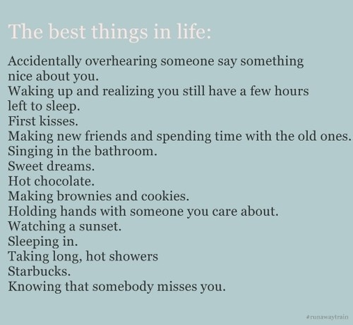<3: Thoughts, First Kiss, Life, Good Things, Quote, So True, Hot Chocolates, Smile, Starbucks