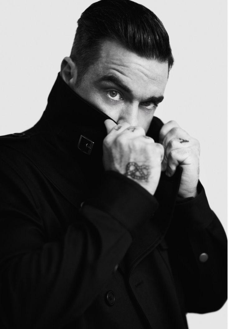 Featuring artist Robbie Williams