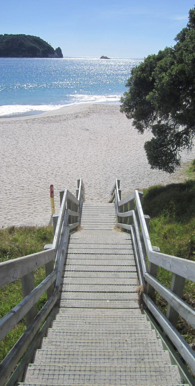 Coromandel Peninsula beach
