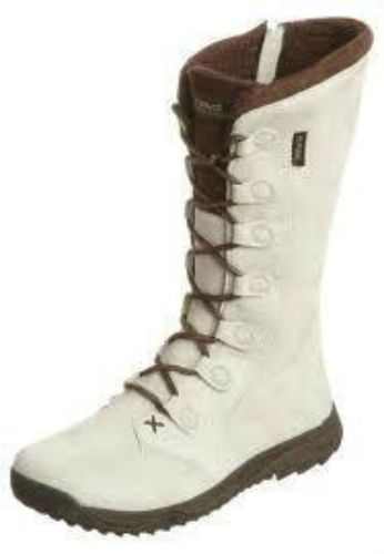 Teva Womens ™ Vero White Winter Boots Waterproof 200G Thinsulate® | eBay